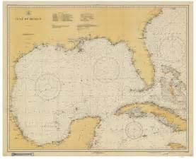 florida marine map maps of florida gulf of mexico