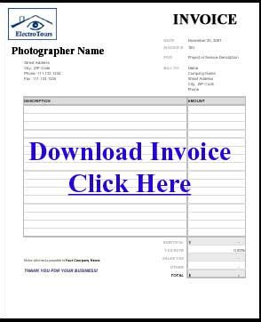 Printable Sample Resume by Best Photos Of Blank Invoice To Use Blank Invoice Forms