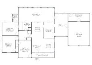 plans floor layouts