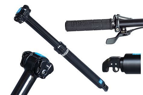 dropper seat posts shimano launches pro bike components koryak dropper