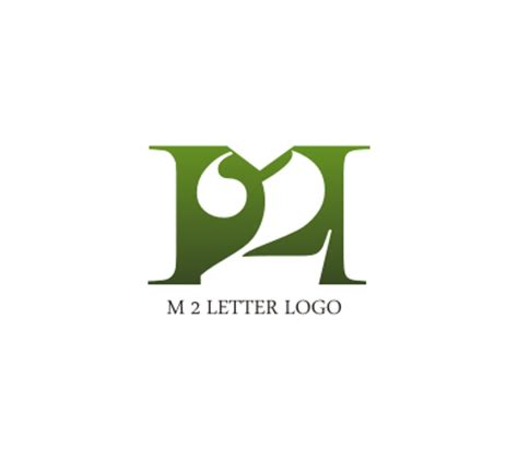 alphabet logo design free download m 2 letter logo design download vector logos free