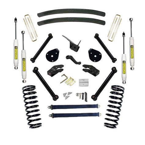 1999 dodge ram 2500 lift kit superlift 5 quot lift kit 1994 1999 dodge ram 2500 3500 4wd