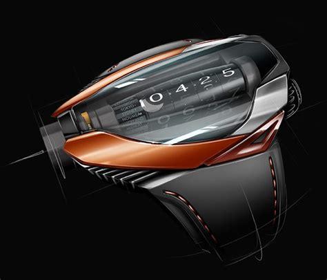 design concept watches watch design