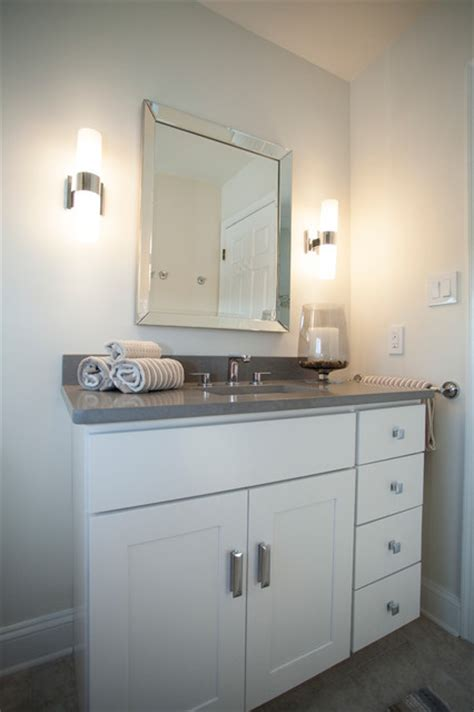 Wolf Bathroom Vanities Wolf Vanity Transitional Bathroom Wilmington By Cabinet Factory