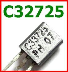 transistor c33725 datasheet c32725 datasheet 45v 500ma to92 npn transistor philips