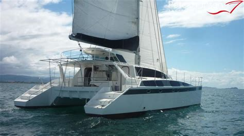 small boats for sale in my area waller 1480 cruising catamaran sailing catamaran for sale