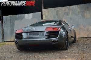 Audi R8 Turbo Heffner Audi R8 Turbo Rear