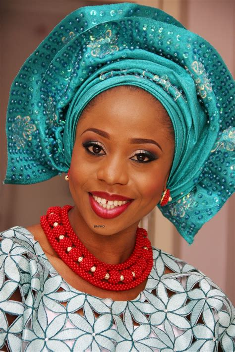 make and asooke hair styles bn weddings trend watch sequined blinged gele