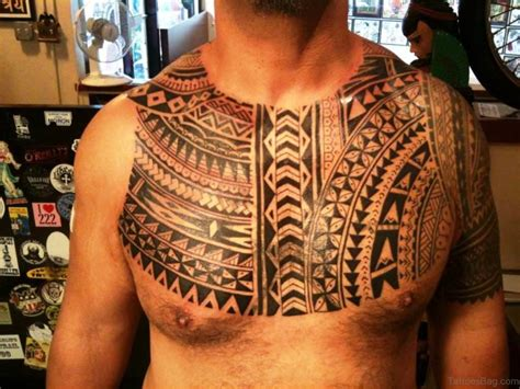 tattoo chest design 50 aztec tattoos designs on chest