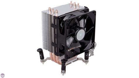 cooler master cpu fan cooler master hyper tx3i review bit tech net