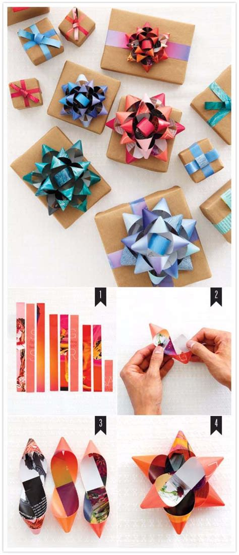 25 best ideas about gift bows on paper gifts wrapping papper ideas and