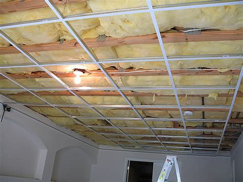 What Is A Suspended Ceiling by Suspended Ceiling 1 Flickr Photo