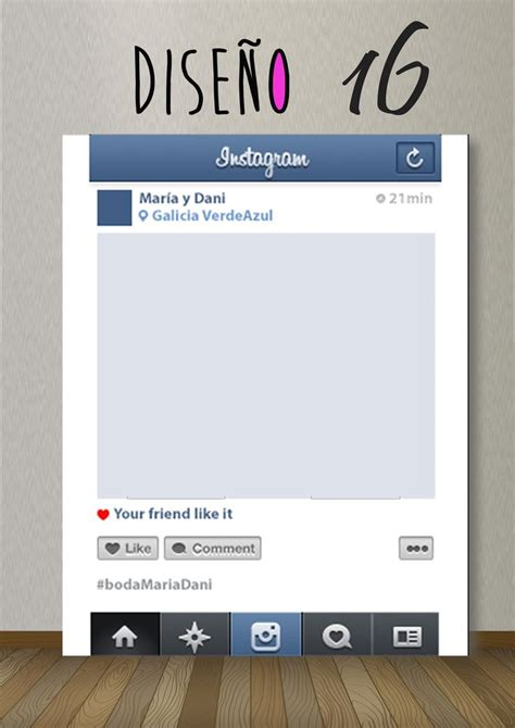 Instagram Card Template by Instagram Poster Template Choice Image Template Design Ideas