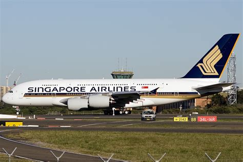 Boeing Mba Careers by Boeing And Singapore Airlines Sign A Deal For 39 Aircraft