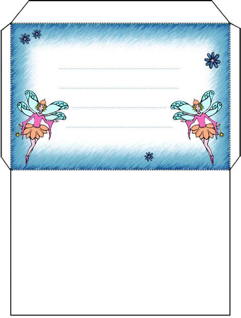 printable fairy envelope twin fairy envelope rooftop post printables