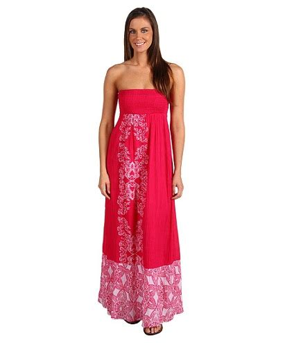 Baglady Preview Outfitters by 2 Fuchsia Pink 6 Maxi Dresses To Wear To A
