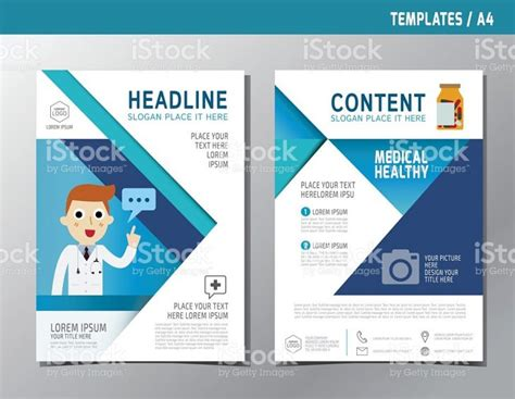 healthcare brochure templates free handout template high quality template