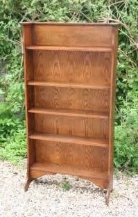 arts and crafts bookshelves arts and crafts oak bookcase antiques atlas