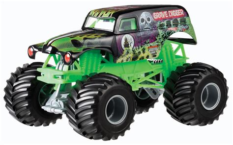 monster truck toys grave digger wheels 174 monster jam 174 grave digger 174 truck shop