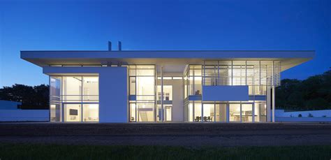 oxfordshire residence by richard meier partners in