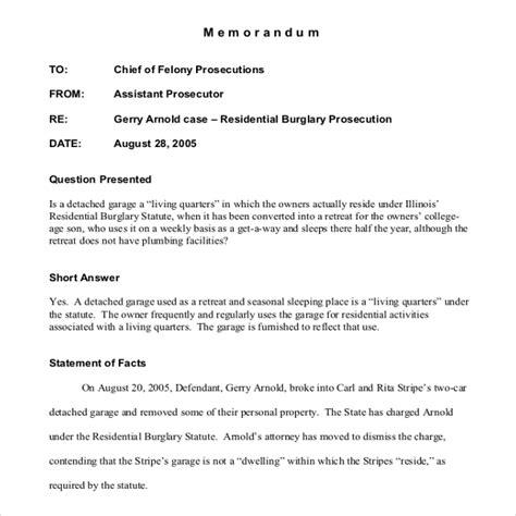 cover memo templates  sample  format