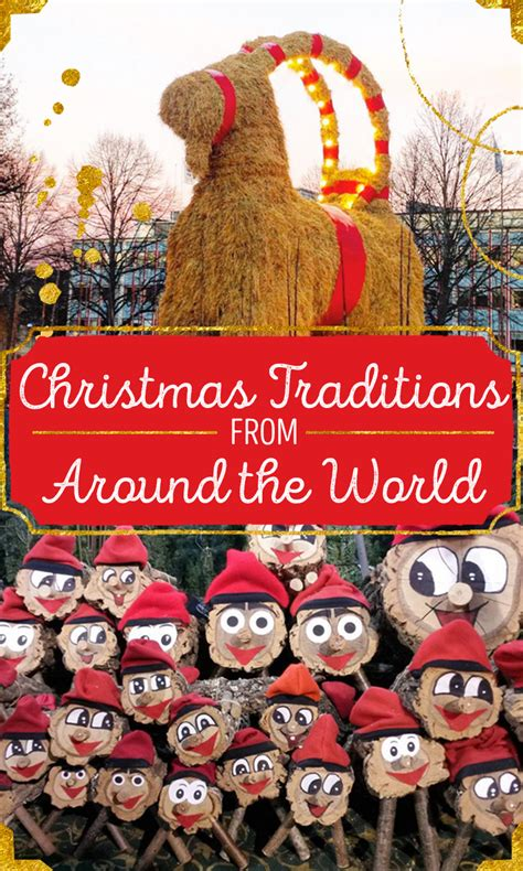 11 christmas traditions from around the world we should