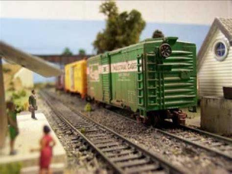 train layout videos youtube ho model railroad model railway train layout youtube