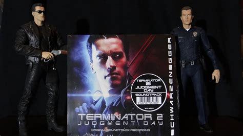Cd Ost Original Sountrack Terminator 2 Judgement Day opening 2017 s new terminator 2 official soundtrack