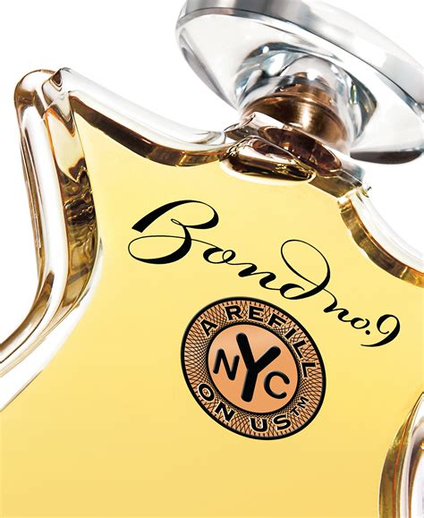 Parfum Original Bond No 9 Avenue For bond no 9 s best kept secret is out free size perfume refills bring us any and all of