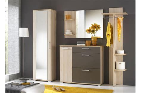 decirage d un meuble meuble d entr 233 e rangement vestiaire avec miroir pour