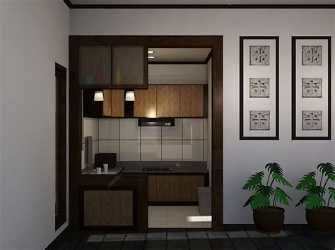 desain dapur minimalis ukuran 3x3 desain dekorasi ruang dapur minimalis tak depan