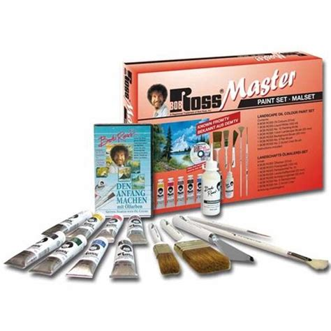bob ross painting set bob ross master paint set