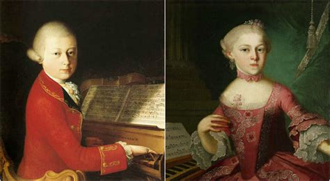 biography of maria anna mozart famous musical siblings 5 tales of blood success and