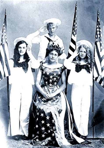 picture patriotic queen   july  graphics