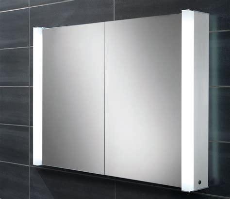 hib colorado double door illuminated bathroom mirrored cabinet hib vector double door illuminated aluminium mirrored