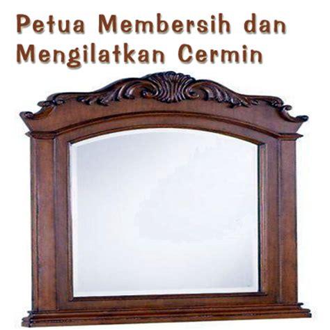 Cermin Muka 101 petua petua membersih dan mengilatkan cermin