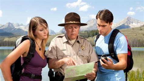 so you want to be a park ranger books how to become a park ranger active