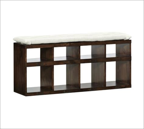 pottery barn storage bench 21 best images about menards on pinterest soaking tubs foyer bench and exterior