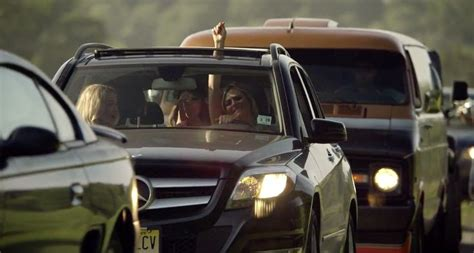 mercedes benz glk car brantley gilbert small town throwdown official  video