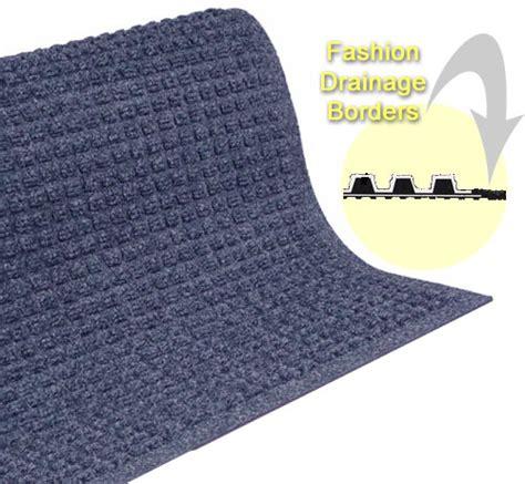 American Floor Mat by Waterhog Fashion Drainable Mats Are Waterhog Door Mats By