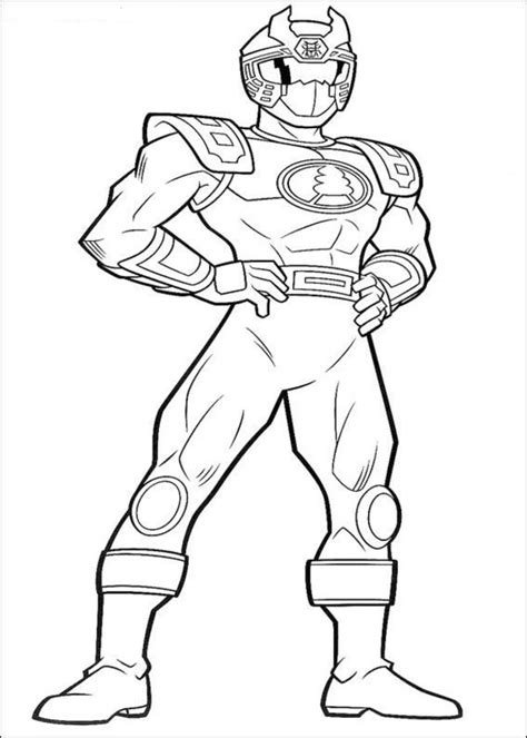 Power Rangers Mystic Coloring Pages ranger samurai coloring pages coloring pages
