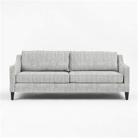 west elm paidge sofa paidge sleeper sofa