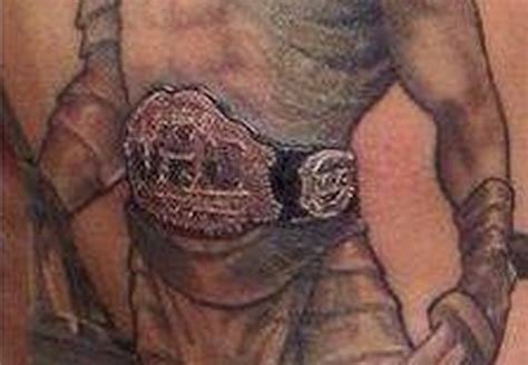 robbie lawler tattoo photo lawler adds ufc belt to existing gladiator