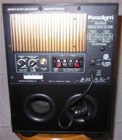 steves paradigm pdr  dynamic speaker