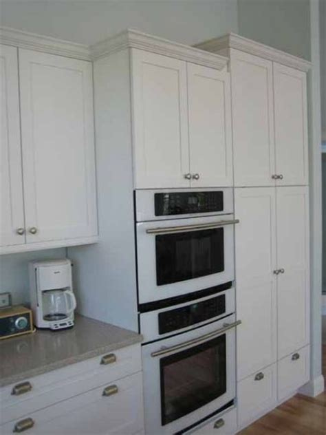 built in oven cabinet construction built in appliances and frameless cabinets