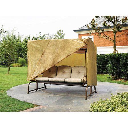 patio swing cover patio swing cover walmart