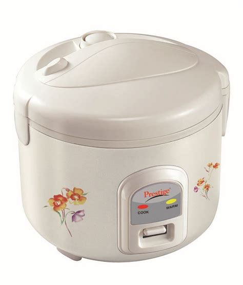 Rice Cooker 2l Kirin prestige prwcs 1 2 ltr rice cooker price in india buy