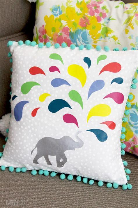 wild elephant diy pillow allfreesewingcom
