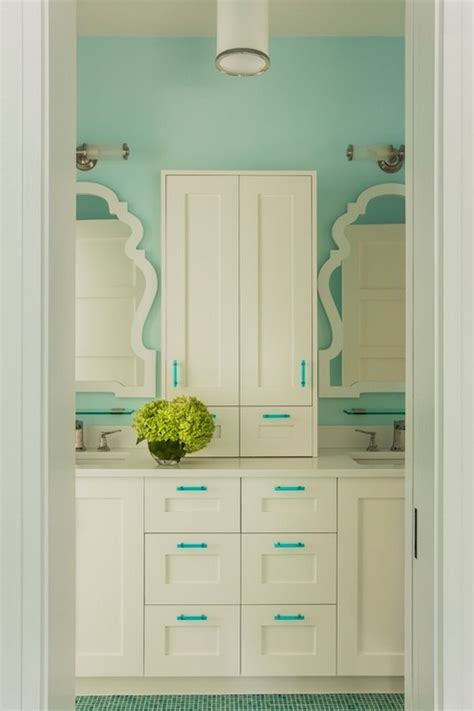 turquoise bathroom paint turquoise countertops design ideas