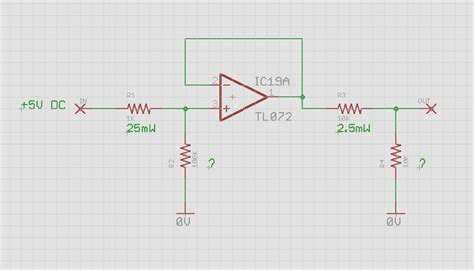 voltage divider resistor wattage calculator wattage of resistor in voltage divider